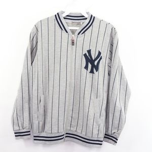 Vtg New York Yankees Mens Small Baseball Jacket
